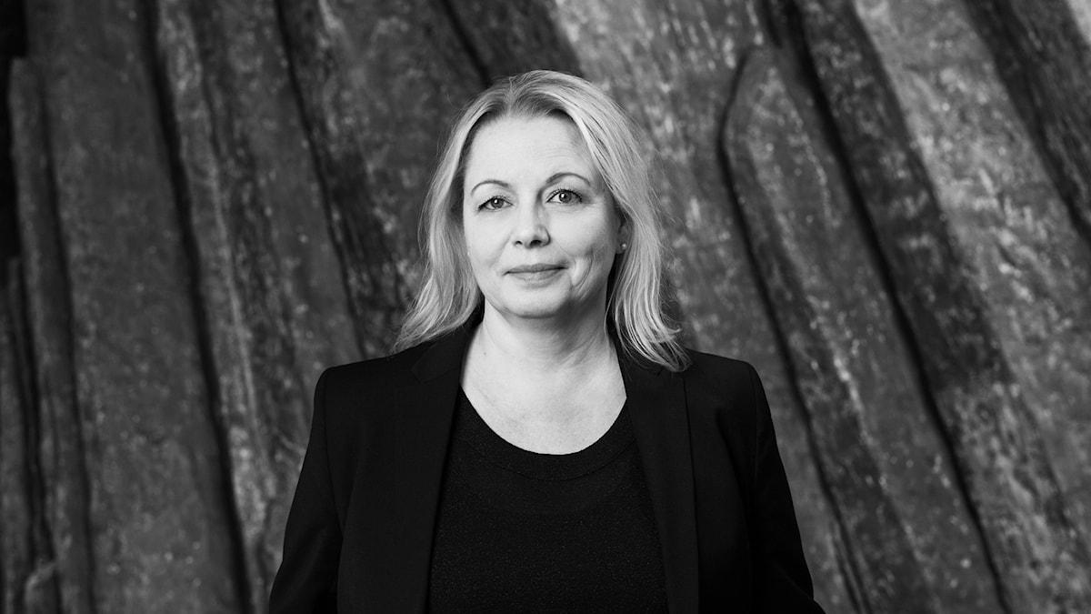 Eva Sahlin, bitr. presschef. Sveriges Radio. Foto: Mattias Ahlm/Sveriges Radio