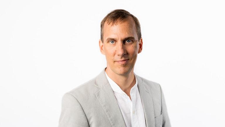 Sveriges Radios korrespondenter Radiokorrespondenter 2015 Johan Bergendorff (Global Hälsa) Foto: Mattias Ahlm/Sveriges Radio