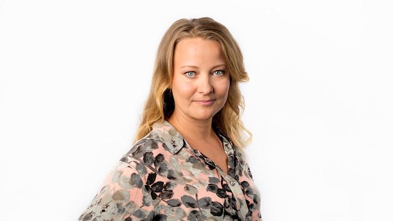 Sveriges Radios korrespondenter Radiokorrespondenter 2015 Anna Landelius (Danmark) Foto: Mattias Ahlm/Sveriges Radio
