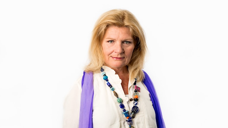 Sveriges Radios korrespondenter Radiokorrespondenter 2015 Cecilia Uddén (Kairo)   Foto: Mattias Ahlm/Sveriges Radio