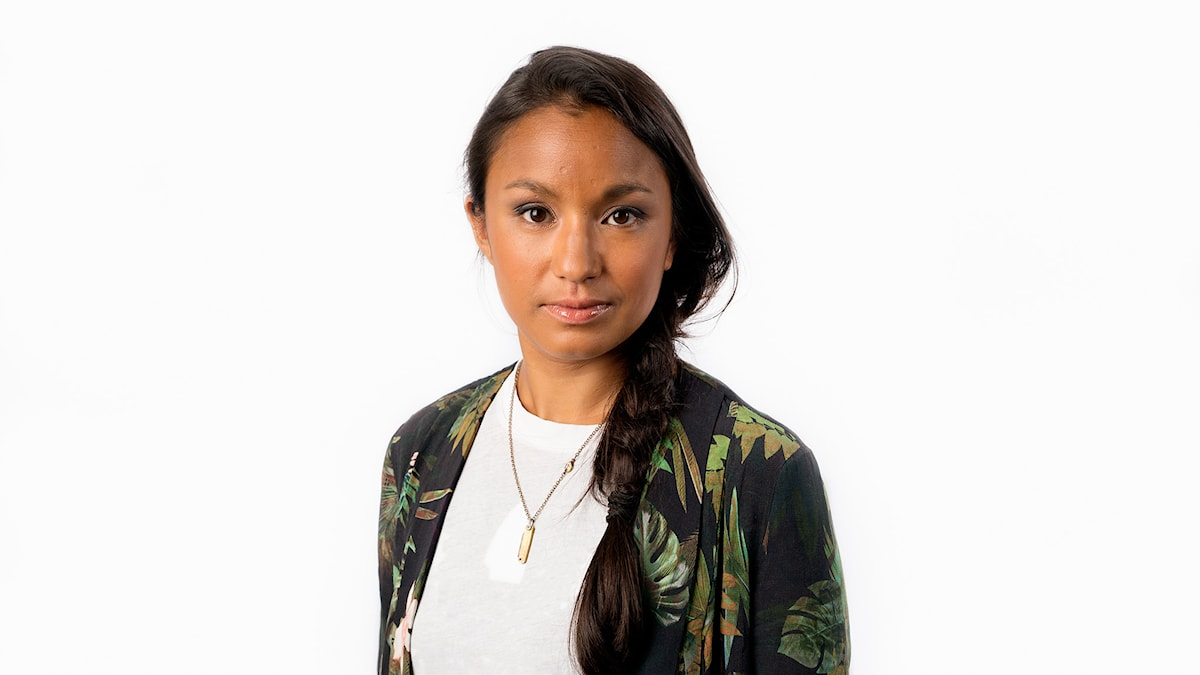 Sveriges Radios korrespondenter Radiokorrespondenter 2015 Paloma Vangpreecha (Ungt Perspektiv) Foto: Mattias Ahlm/Sveriges Radio