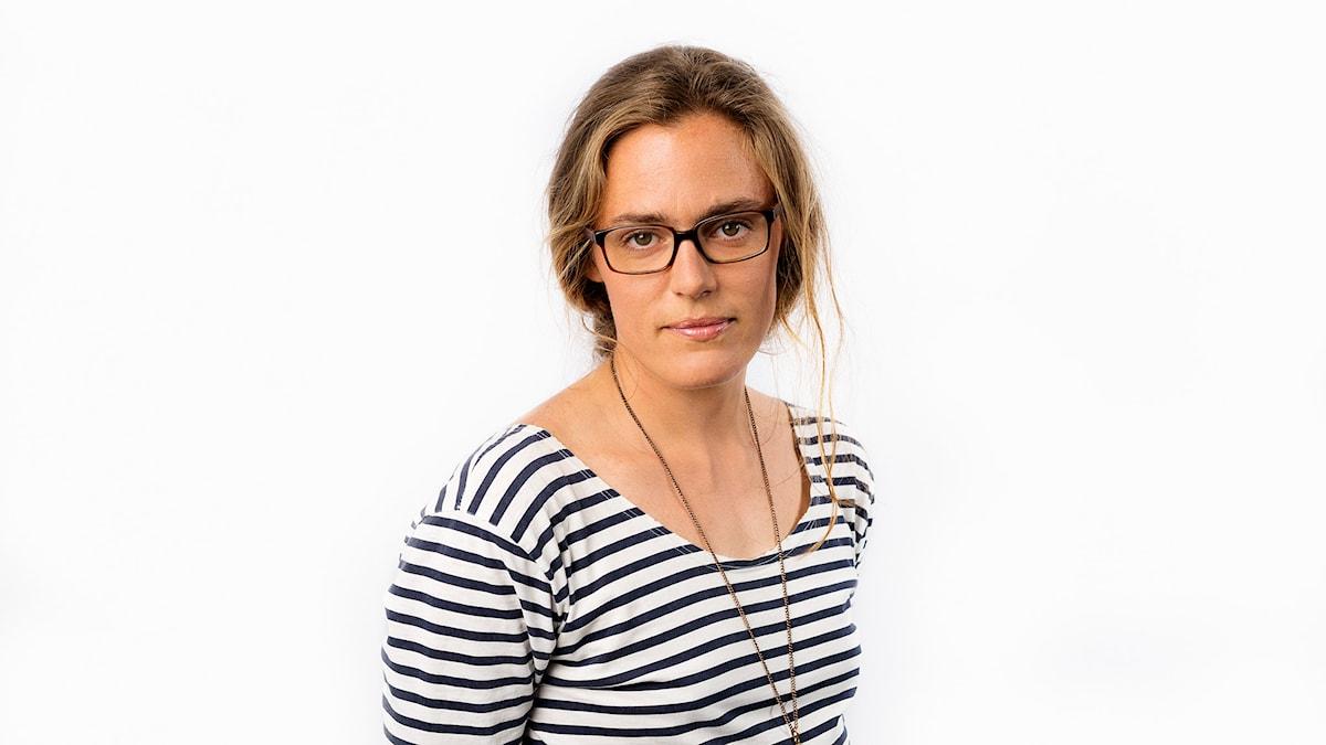 Sveriges Radios korrespondenter Radiokorrespondenter 2015 Lotten Collin (Rio De Janeiro) Foto: Mattias Ahlm/Sveriges Radio