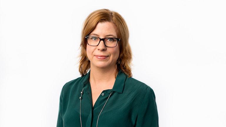 Sveriges Radios korrespondenter Radiokorrespondenter 2015 Katja Magnusson (Istanbul) Foto: Mattias Ahlm/Sveriges Radio