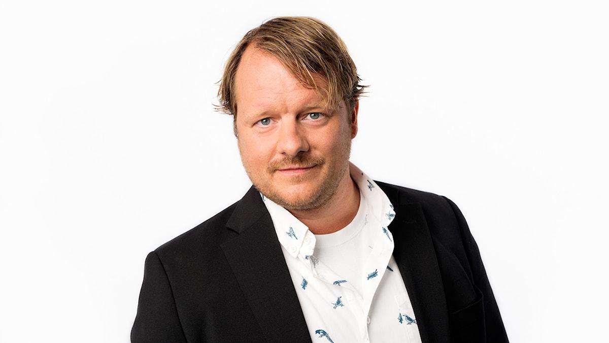 Sveriges Radios korrespondenter Radiokorrespondenter 2015 Johan-Mathias Sommarström (utrikesreporter) Foto: Mattias Ahlm/Sveriges Radio