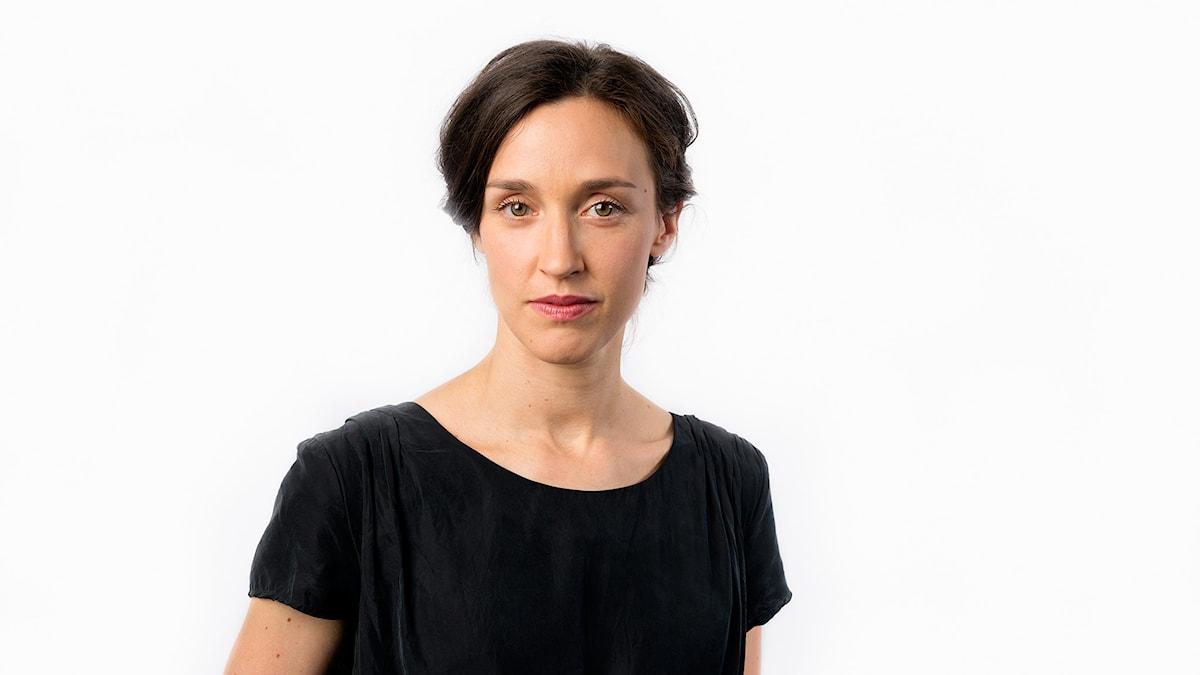 Sveriges Radios korrespondenter Radiokorrespondenter 2015 Hanna Sahlberg (Peking) Foto: Mattias Ahlm/Sveriges Radio