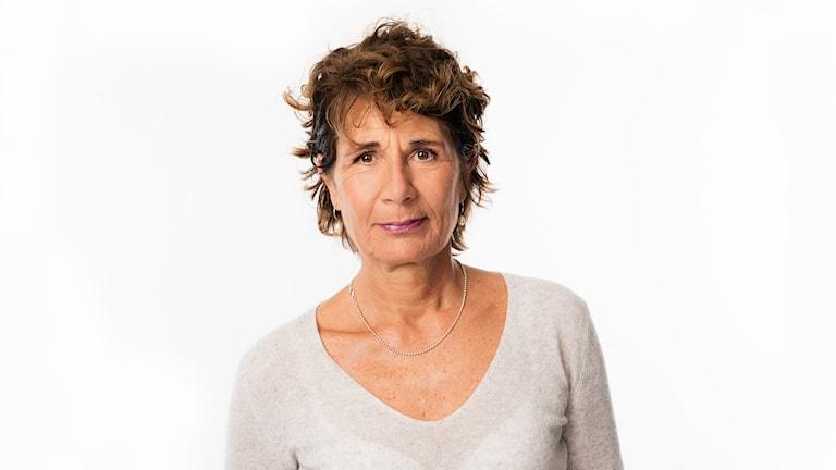 Alice Petrén. P1 Sveriges Radio. foto: Mattias Ahlm/Sveriges Radio