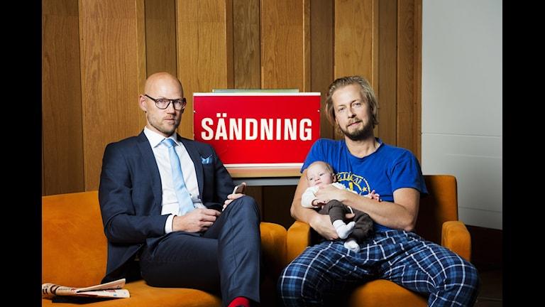 Föregångslandet – Jörgen Huitfeldt och Magnus Thorén