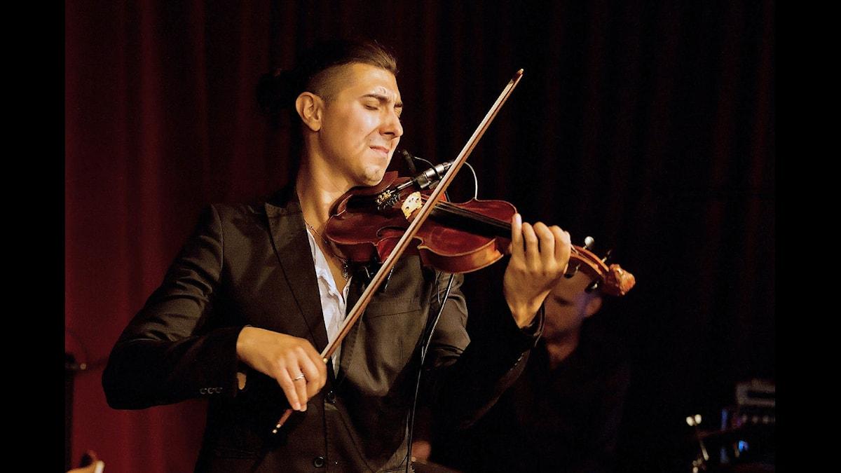 P2 Live Jazz Jazzviolinisten Adam Baldych