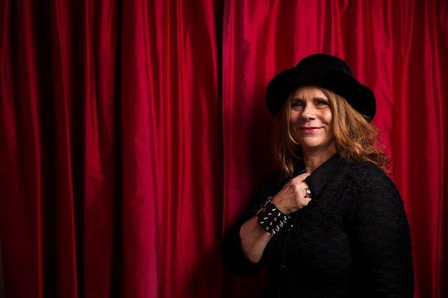 Katarina Hahr. Foto: Alexander Donka/Sveriges Radio