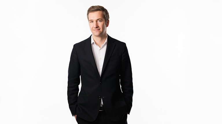 Olle Zachrison. Ekochef, Sveriges Radio Ekot.