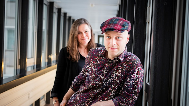 Teaterprogrammet - Anneli Dufva möter Robert Fux