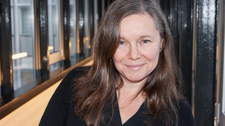 Teaterprogrammet. Anneli Dufva, programledare. P1 Sveriges Radio