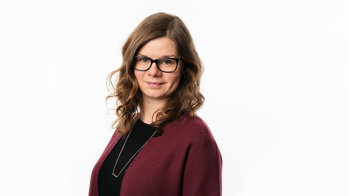 Ingrid Forsberg. Radio Sweden på lätt svenska. Radio Sweden. Sveriges Radio.