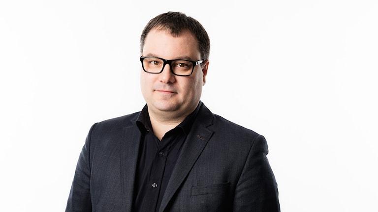 Michael Österlund. Sveriges Radio.