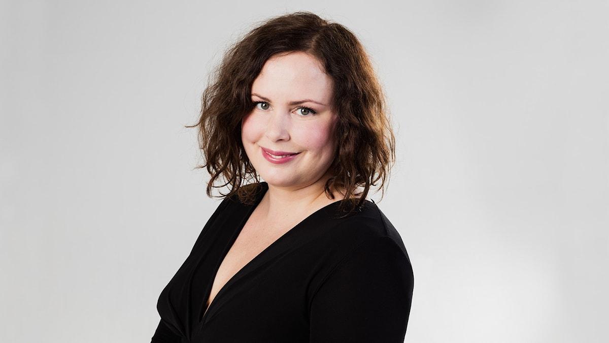 Hanna Hellquist är dagens gäst i P4 Extra.