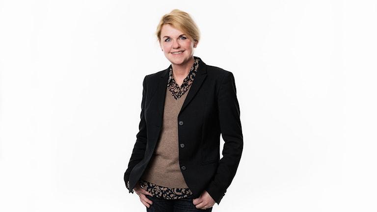 Helena Engqvist. Kommunikationsdirektör Sveriges Radio.