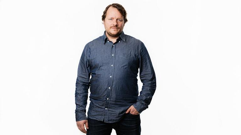 Johan-Mathias Sommarström. Sveriges Radio.