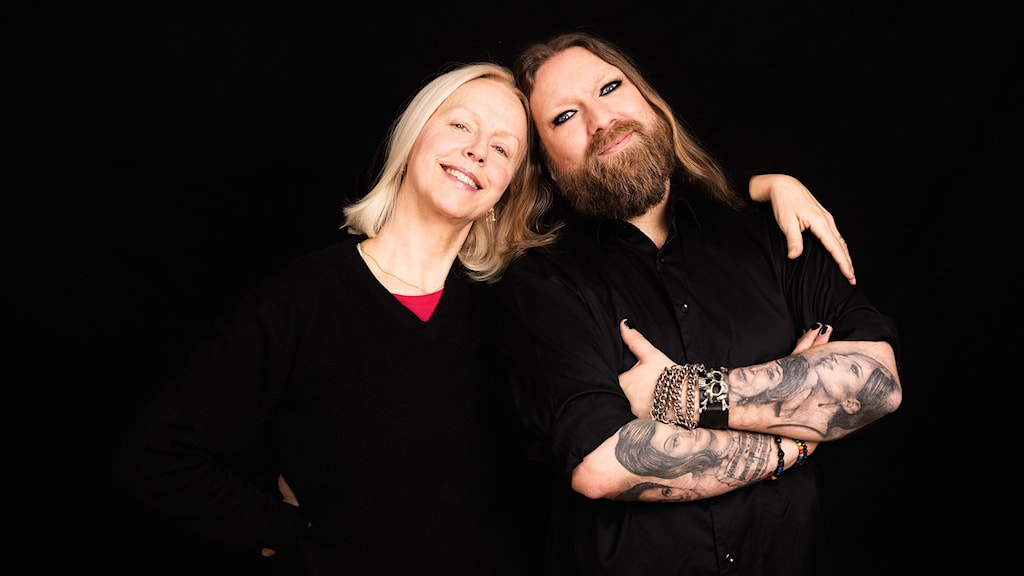 Operahuset. Anne Sofie von Otter och Rickard Söderberg. P2 Sveriges Radio.