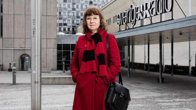 Ylva Mårtens. Sveriges Radio.