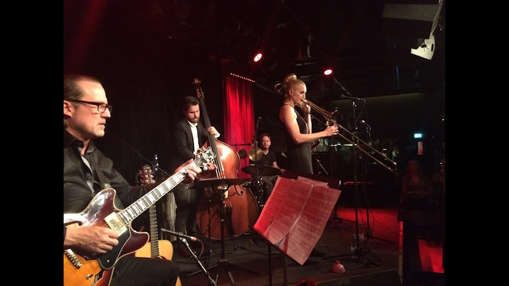 P2 Live Jazz - Kvartetten Fab 4 på Fasching