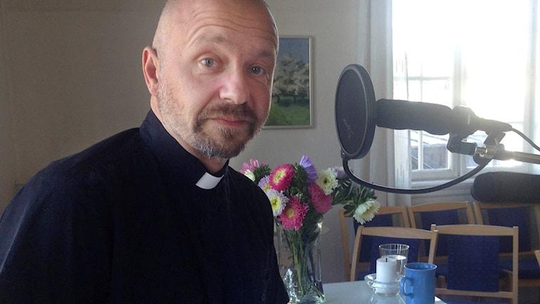 Prästen Kent Wisti, ger sina tankar om våren.