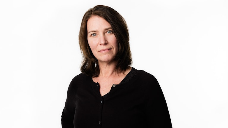 Margareta Svensson. Sveriges Radio.