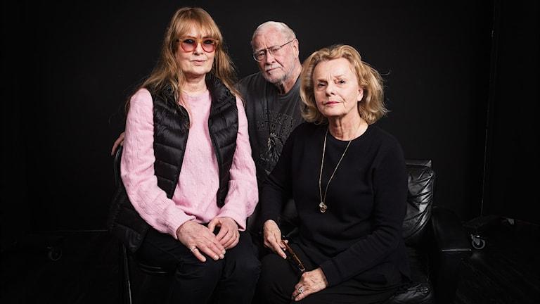 En krumelur helst i första akten av Marie-Louise Ekman, specialskriven för Marie Göranzon och Jan Malmsjö. Sveriges Radio Drama.