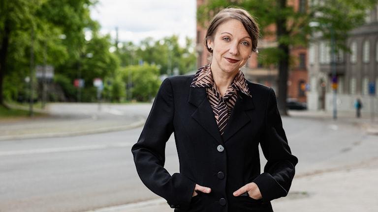 Malin Axelsson, Konstnärlig ledare Sveriges Radio Drama.