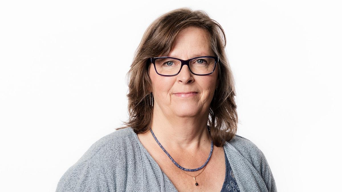 Maria Persson Löfgren. Sveriges Radios korrespondent i Moskva. Ekot Sveriges Radio.