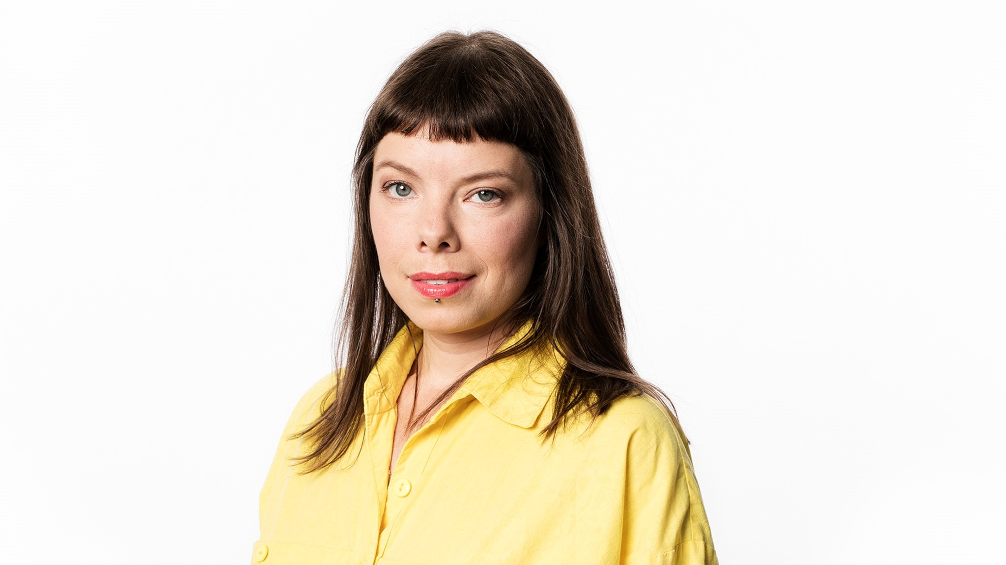 Thella Johnson. Sveriges Radios korrespondent i Helsingfors. Ekot Sveriges Radio.