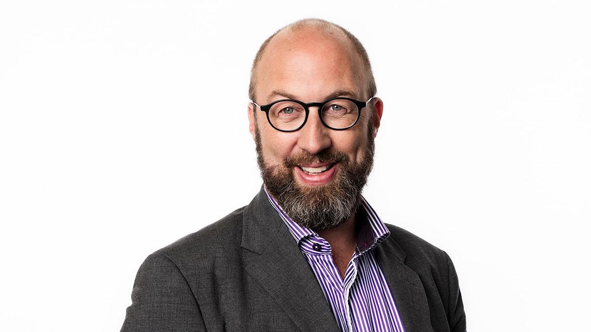 Jens Möller. Sveriges Radios korrespondent Norge och Island. Ekot Sveriges Radio.