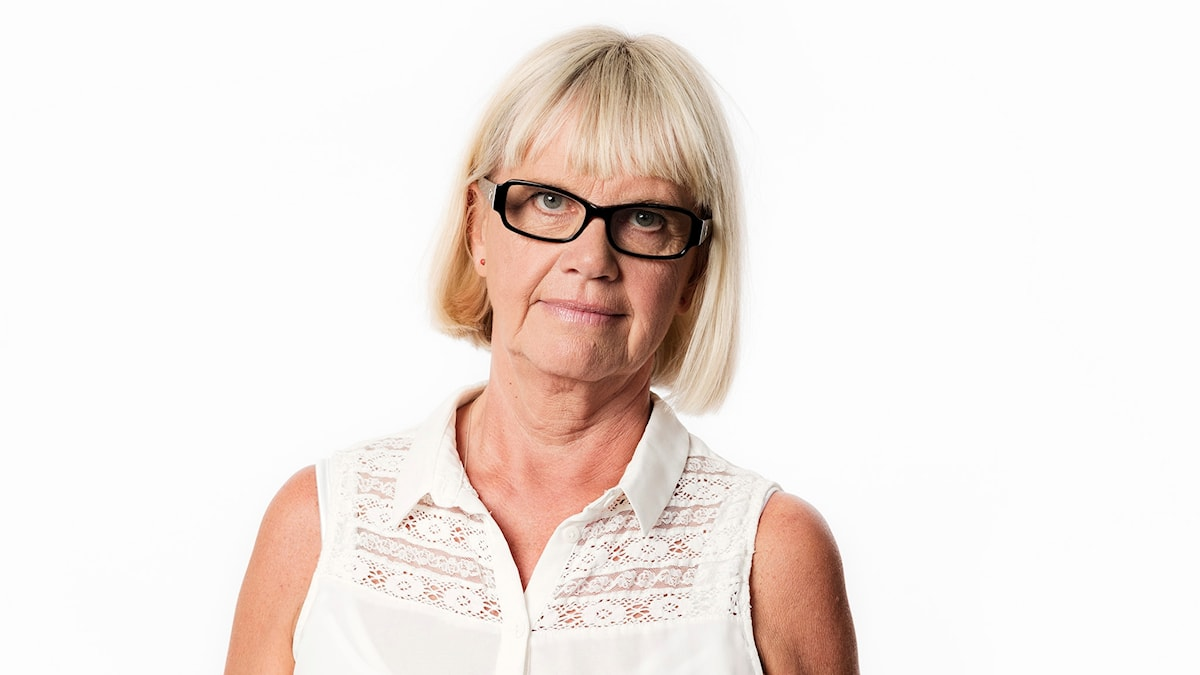 Margita Boström. Sveriges Radios korrespondent i Bangkok. Ekot Sveriges Radio.