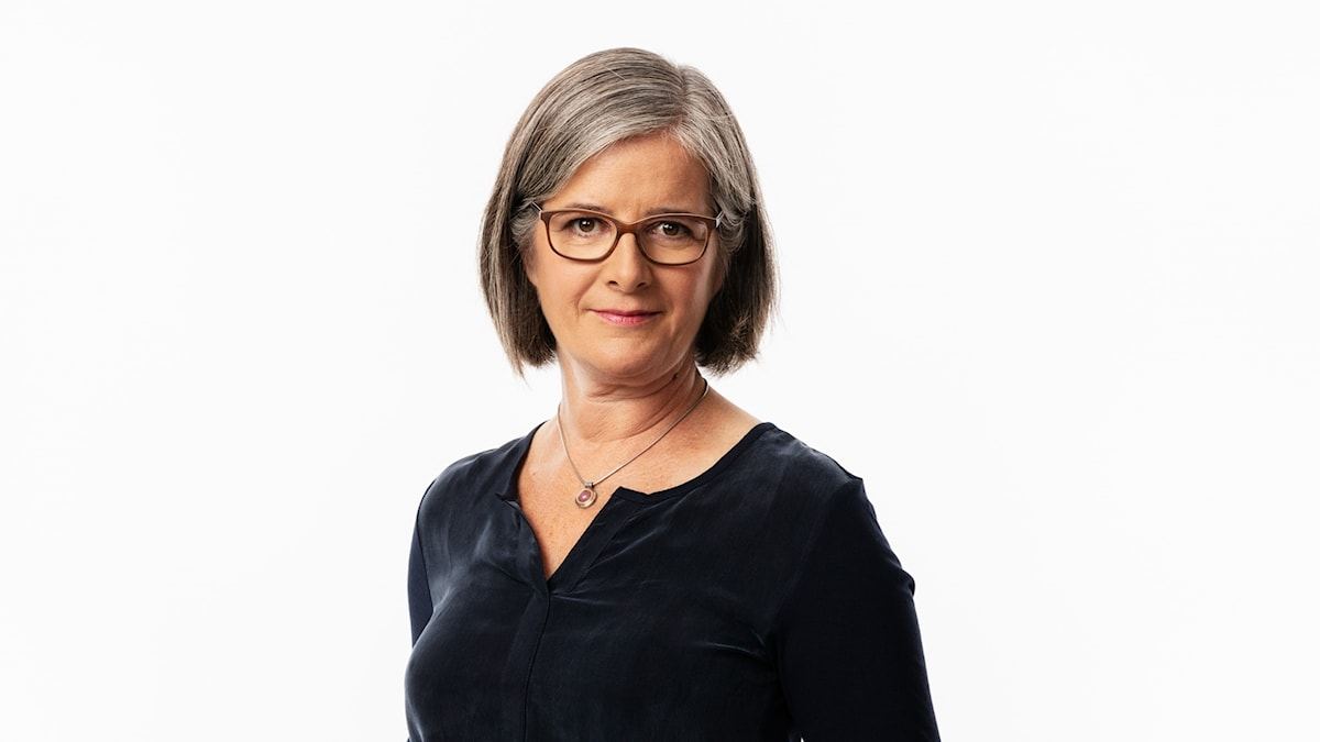 Sveriges Radios korrespondenter 2018  Daniela Marquardt (Berlin)  Ekot Sveriges Radio