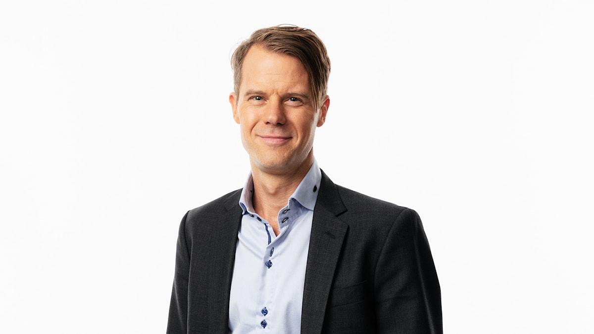Sveriges Radios korrespondenter 2018  Andreas Liljeheden (Bryssel)  Ekot Sveriges Radio