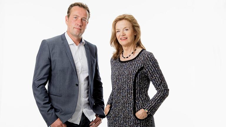 Klassiska Podden, Carl Tofft och Camilla Lundberg
