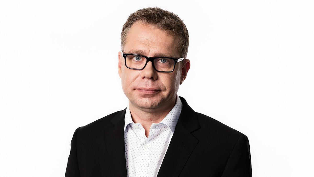 Jan Andersson. Sveriges Radios korrespondent i Bryssel. Ekot Sveriges Radio.