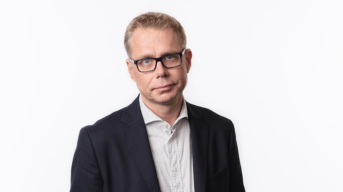 Sveriges Radios korrespondenter 2017. Jan Andersson, Bryssel.