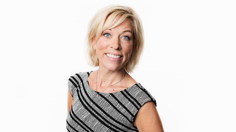 Ginna Lindberg. Utrikeschef Ekot Sveriges Radio.