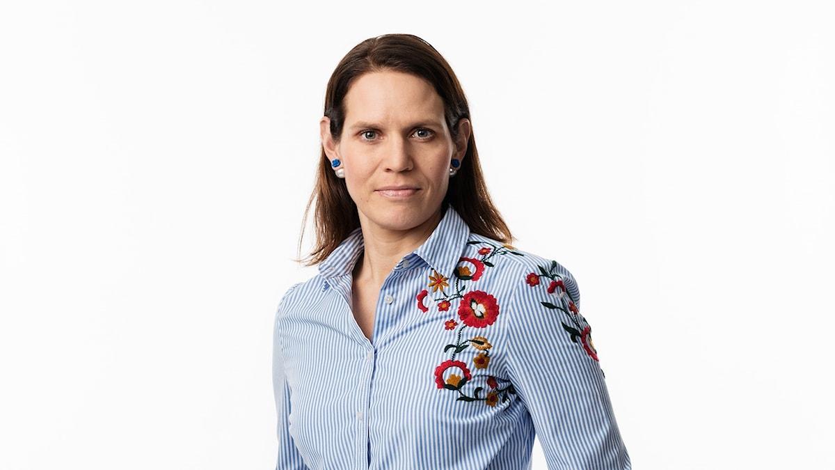 Sveriges Radios korrespondenter 2017  Erika Gabrielsson  Östersjökorrespondent Helsingfors  Ekot Sveriges Radio