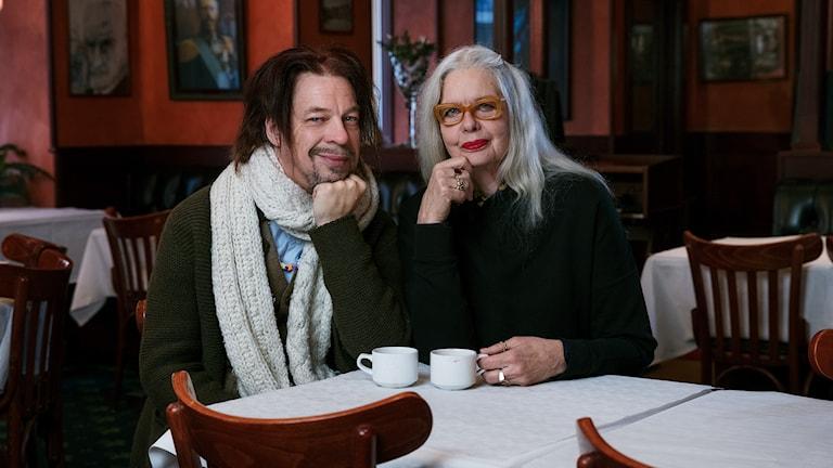 Allvarligt talat Bob Hansson och Marianne Lindberg de Geer P1 Sveriges Radio