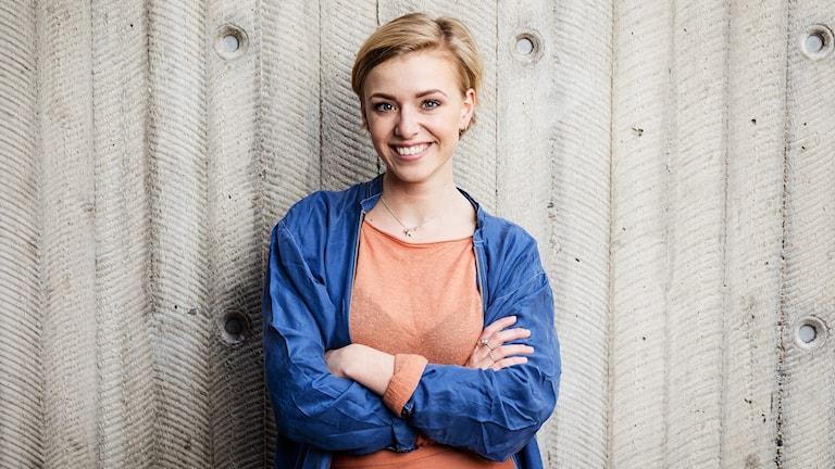 Clara Henry. Foto: Mattias Ahlm/Sveriges Radio