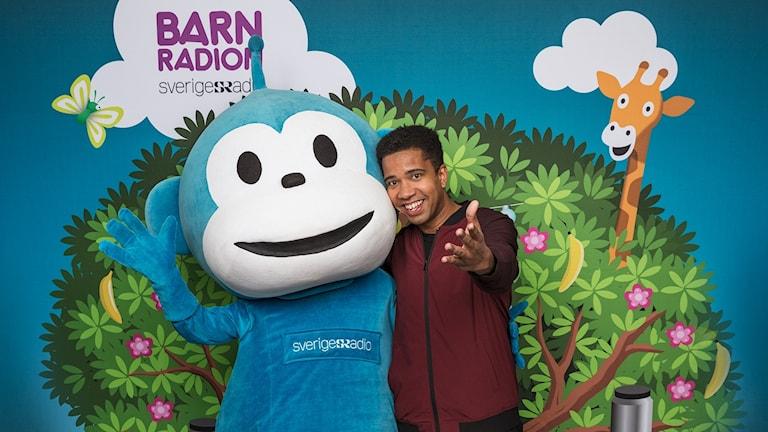 Radioapan och Yankho Kamwendo Barnradion Sveriges Radio