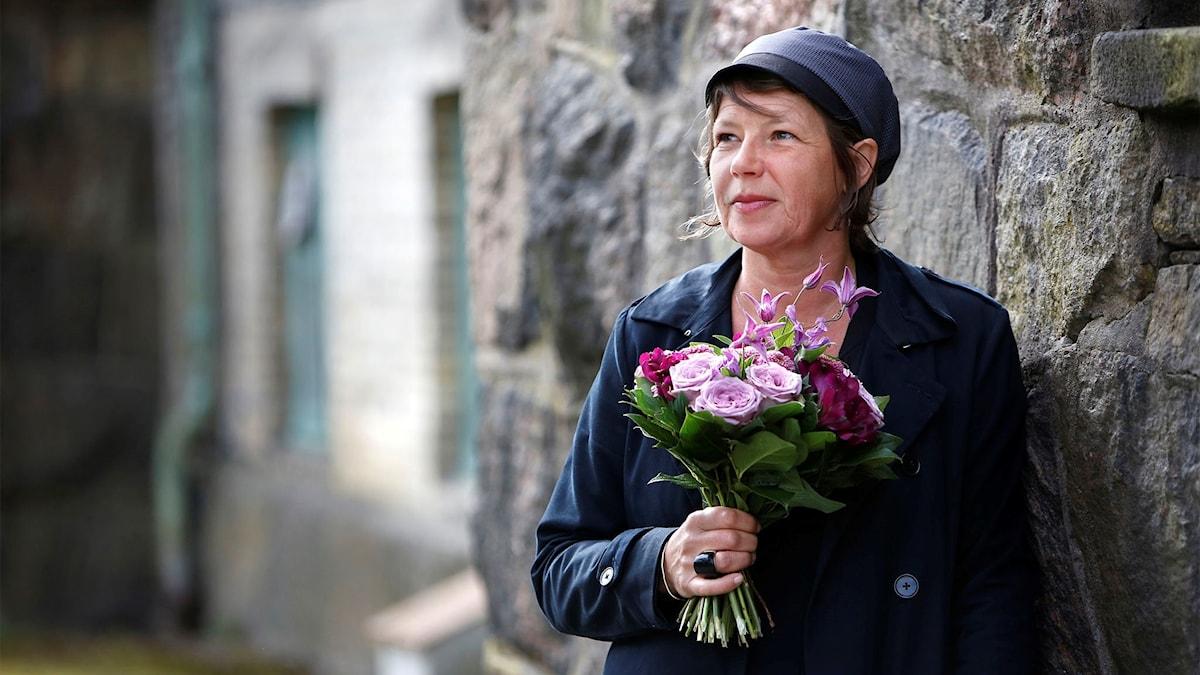 Lina Ekdahl, vinnare av Sveriges Radios novellpris 2017