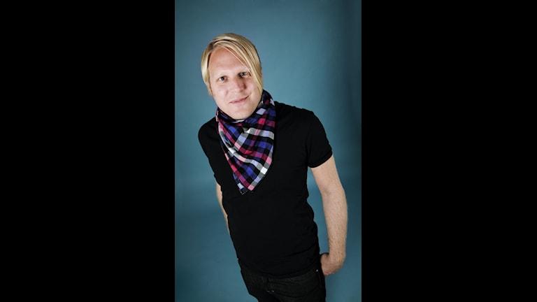 Motiv: Tobias Svanelid Program: Vetenskapsradion Foto: Stina Gullander