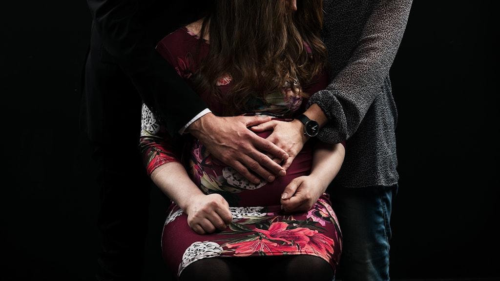 Surrogatmamman i Tblisi P1 Dokumentär av Lollo Collmar P1 Sveriges Radio Bilden är arrangerad