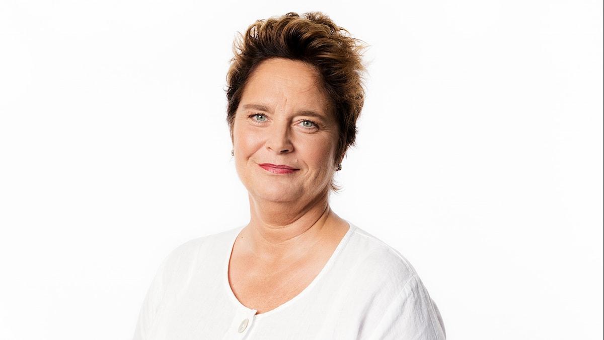 Agneta Furvik. Sveriges Radios korrespondent i New York. Ekot Sveriges Radio.