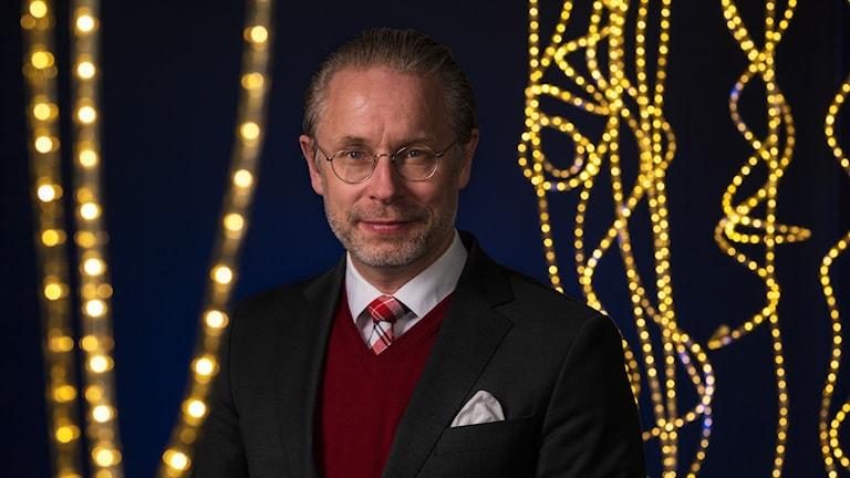 Daniel Alling är P1:s julvärd 2017