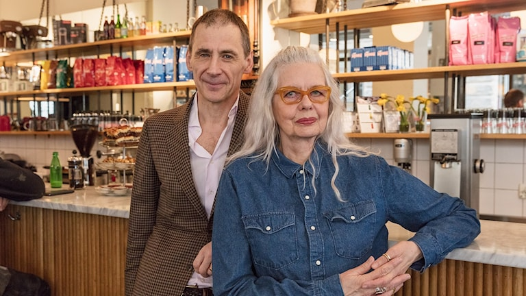 Allvarligt talat David Lagercrantz och Marianne Lindberg De Geer P1 Sveriges Radio