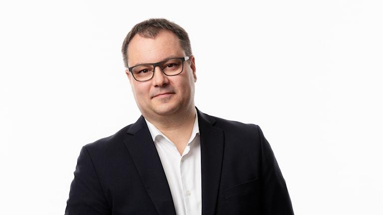 Michael Österlund Biträdande programdirektör Sveriges Radio