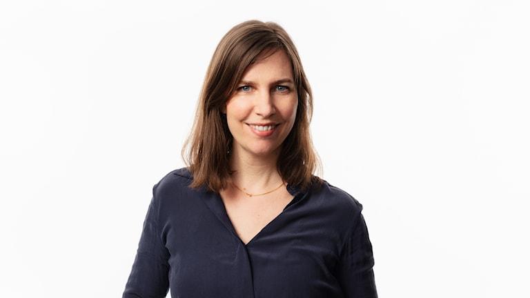 Caroline Pouron Sveriges Radio